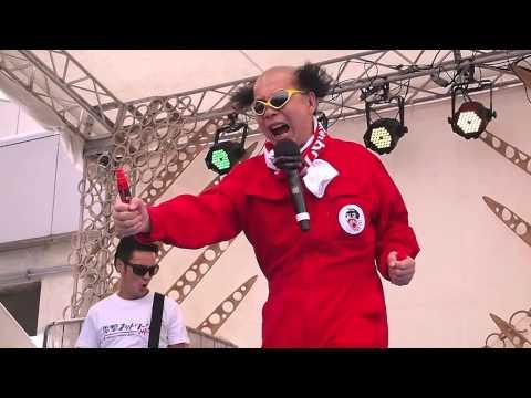 電撃ネットワーク(TOKYO SHOCK BOYS )LIVE@旅祭~World Journy Festa~(2014年9月15日) - YouTube