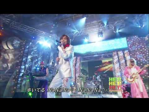 Sharan Q - Aruiteru ( Tsunku Version  Live ) - YouTube