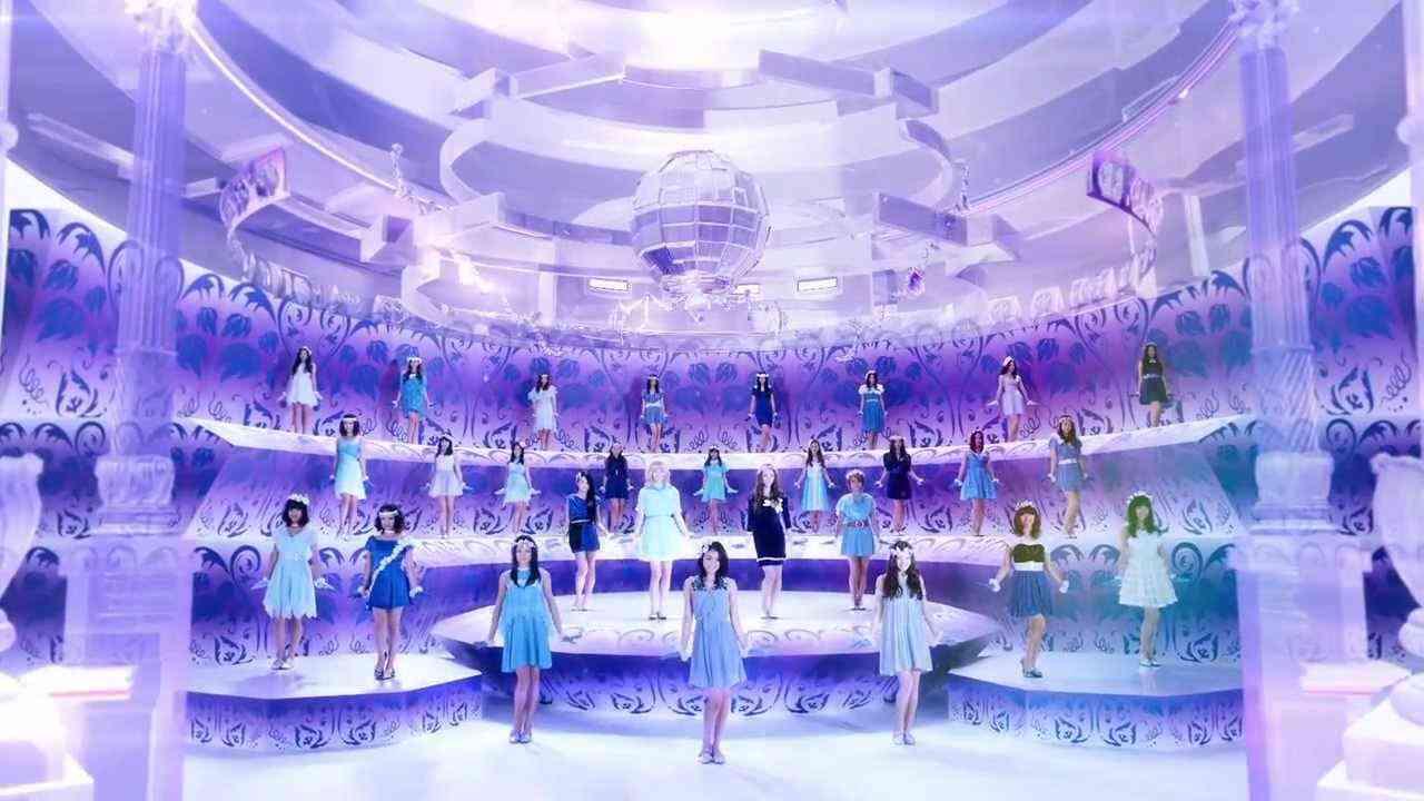 E-girls / 「THE NEVER ENDING STORY ~君に秘密を教えよう~」-Short ver.- - YouTube