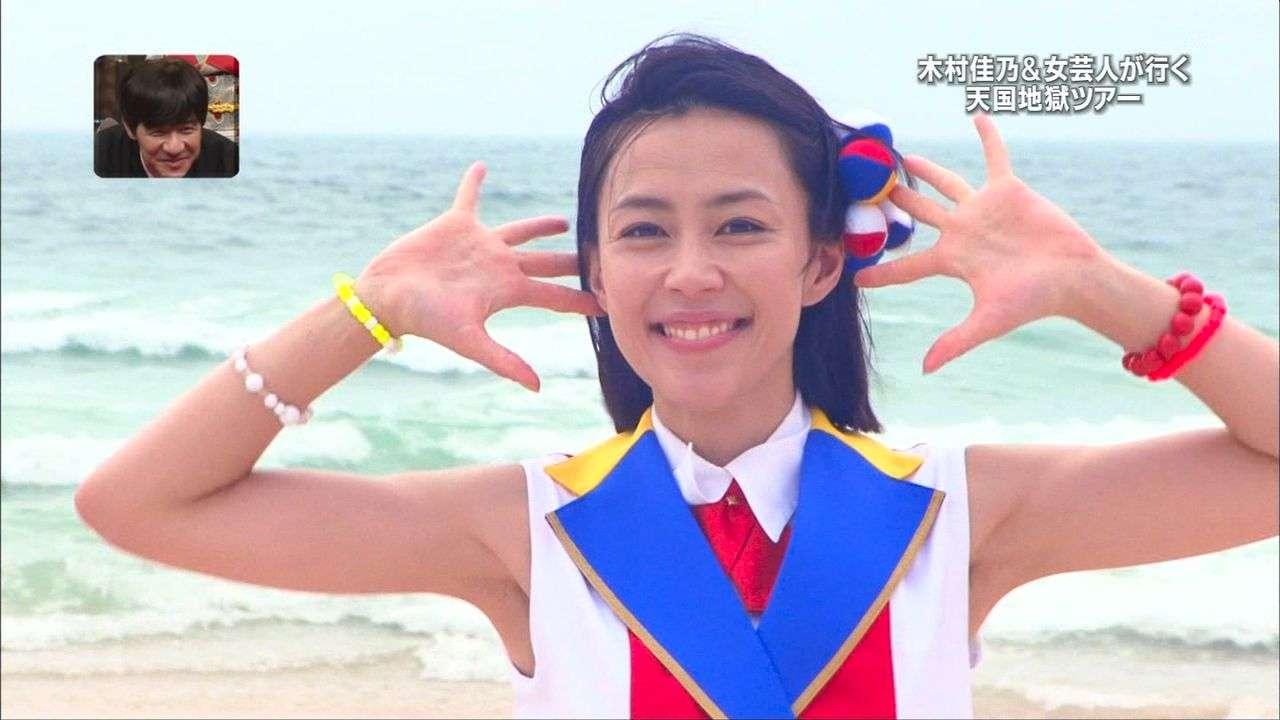 木村佳乃がウェディングドレス「40歳近いので、非常に恥ずかしい」。