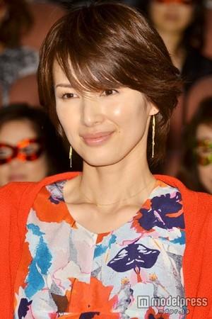 吉瀬美智子、子育てに言及「負けたくないって思っちゃう」