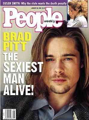 ブラッド・ピット、ついに幸せ太り?