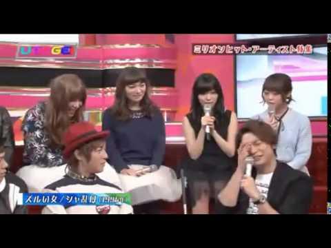 UTAGE!  Kis My Ft2 乃木坂46 舞祭組 2015年3月23 [Full] - YouTube