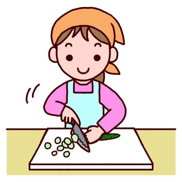 料理のときのちっちゃなイライラ