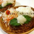 ★びっくりのハンバーグ★ by papikun [クックパッド] 簡単おいしいみんなのレシピが199万品