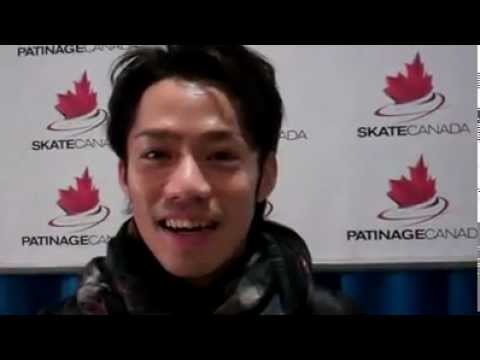 Daisuke Takahashi talks about his fans. - YouTube