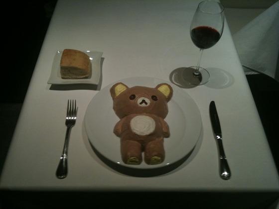 「リラックマケーキ」何故か、とても悲しい気持ちになると話題に