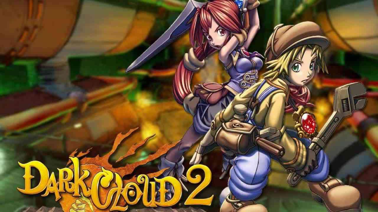 Dark Cloud 2 OST - Gundorada Workshop - YouTube