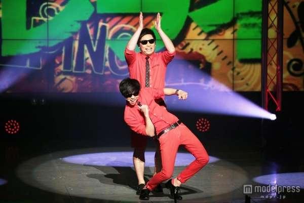 """「ラッスンゴレライ」8.6秒バズーカー、""""初めて""""尽くしの史上最速単独公演 BIGBANGとのコラボに意欲 - モデルプレス"""