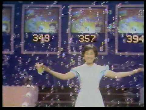 堀江美都子1 (1978) 修正版 - YouTube