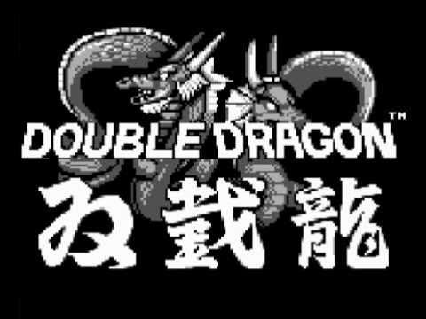 GB版 ダブルドラゴン 双截龍 小ネタ集 Double Dragon - YouTube