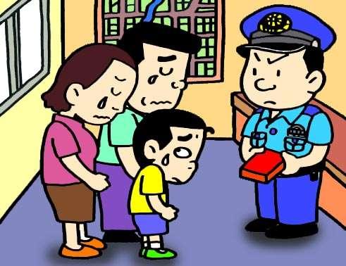 子供3人にに万引きさせる両親を逮捕…見つかるたび子供のせいにし通報免れる