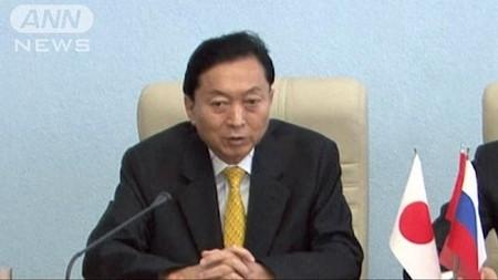 鳩山元総理のクリミア訪問に「深く失望」 米国務省(テレビ朝日系(ANN)) - Yahoo!ニュース