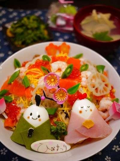 雛祭りの画像下さい!(^o^)