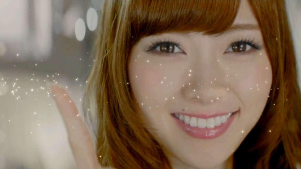 乃木坂46 白石麻衣 ダリヤ「Palty」CM 30秒バージョン AKB48 SKE48 NMB48 HKT48 - YouTube