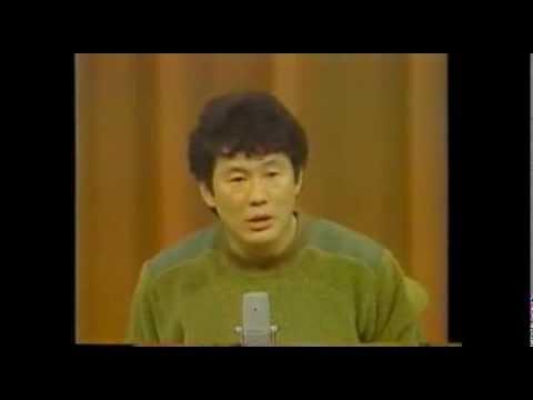 ビートたけし漫談82年頃(5分のネタ) - YouTube