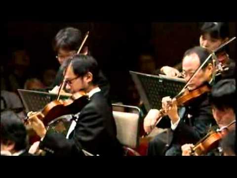 ラフマニノフ   交響曲第2番 第3楽章 - YouTube