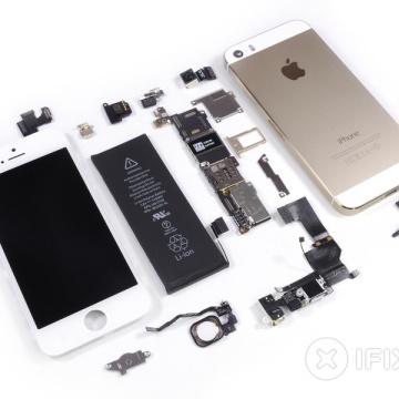 やっぱりジャパンはすごいぜ! iPhone 5s&5cの中身は日本製パーツでいっぱいだった|タブロイド - オトコをアゲるスマホニュース