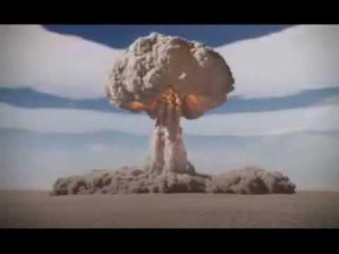 ツァーリ・ボンバ  水素爆弾 5700万トン - YouTube