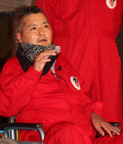 【訃報】「電撃ネットワーク」の三五十五さん死去、52歳 肺がんを公表