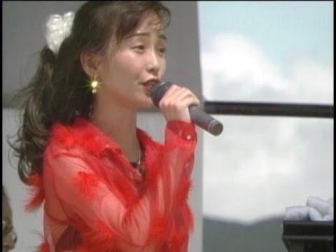 「つばさ」(Live)本田美奈子 - YouTube