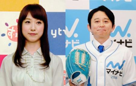 「これぐらいの人いっぱいいる」有吉弘行、フリー転身の川田裕美アナをバッサリ