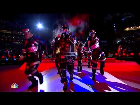 Katy Perry 2015 Superbowl Half-time Show (Really actually seriously HD) - YouTube