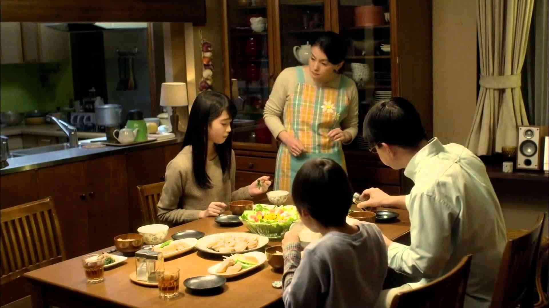 CM動画 コープ 想いをかたちに「おばあちゃん家」高橋ひかる - YouTube