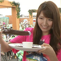 ミタパンこと三田友梨佳アナが食べた、EXILE TAKAHIROのチョコバナナが下品すぎると話題にw - NAVER まとめ