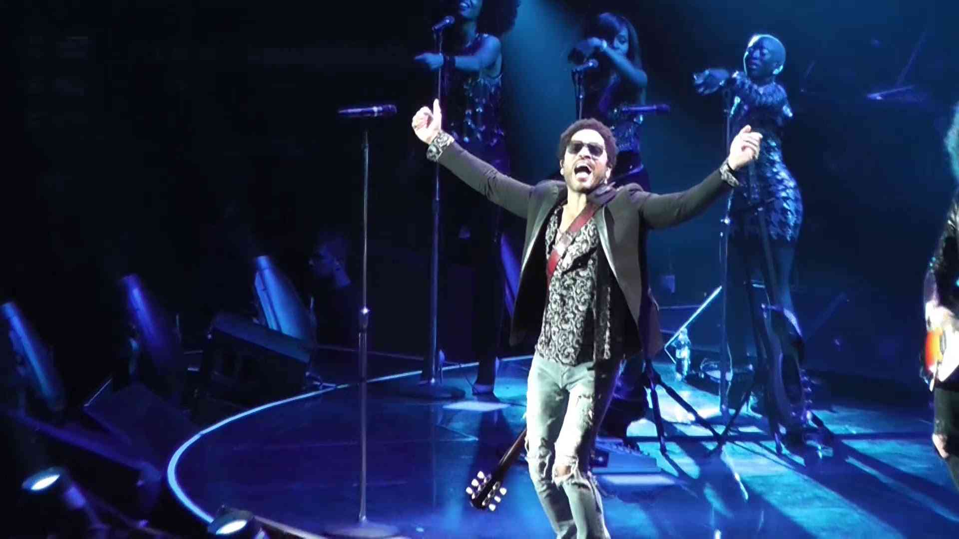 Lenny Kravitz - 03 - It Ain't Over 'Til It's Over - Live Vienna Wien 17.12.2014 - YouTube