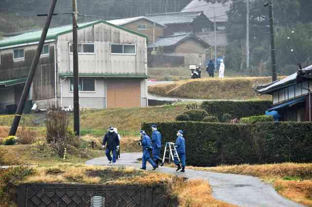 「お父さんが刺された」娘駆け込む 兵庫・洲本5人死亡:朝日新聞デジタル