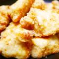 鶏むね肉でも柔らかジューシー!塩唐揚げ by ほっこり~の [クックパッド] 簡単おいしいみんなのレシピが199万品