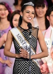 ミス・ユニバース:日本代表に長崎の20歳 宮本エリアナさん「ハーフの私でいいのかな」- 毎日キレイ