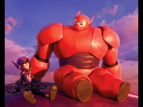 『ベイマックス』『Big Hero 6』 名シーン - YouTube