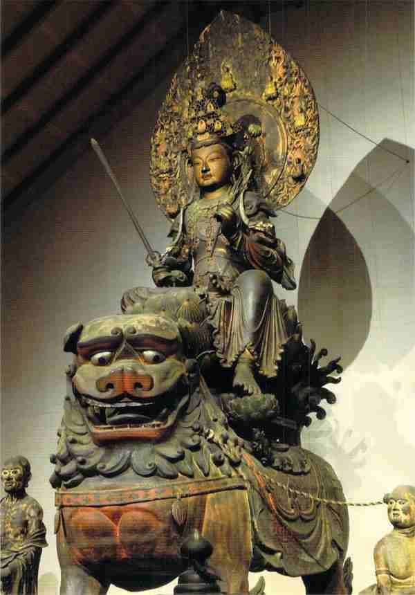 仏像が好きな人