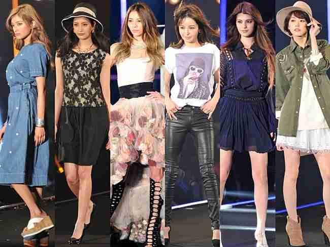 東京ガールズコレクション2015のモデル着用アイテムはココで買える!|MERY [メリー]