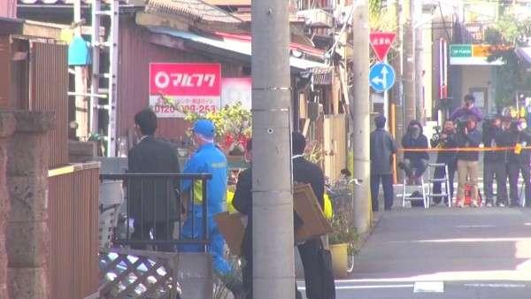 【川崎中一殺害】殺人容疑で逮捕された少年の自宅のブロック塀が赤いスプレーで落書きされる→激怒した少年家族「敷地内に不法侵入者がいる」と警察に通報:ハムスター速報
