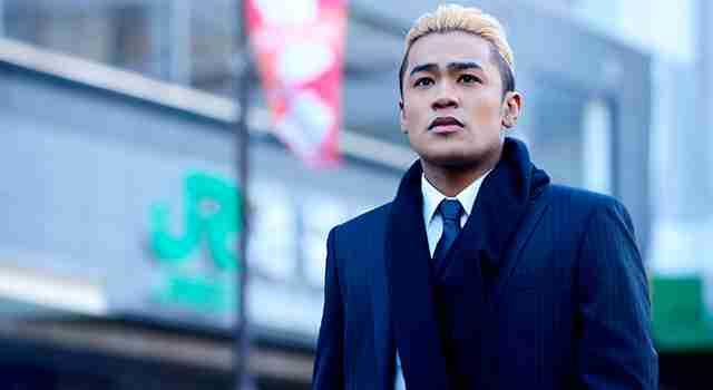 三代目J Soul BrothersのELLYが映画初主演!ダンス封印アクションで勝負
