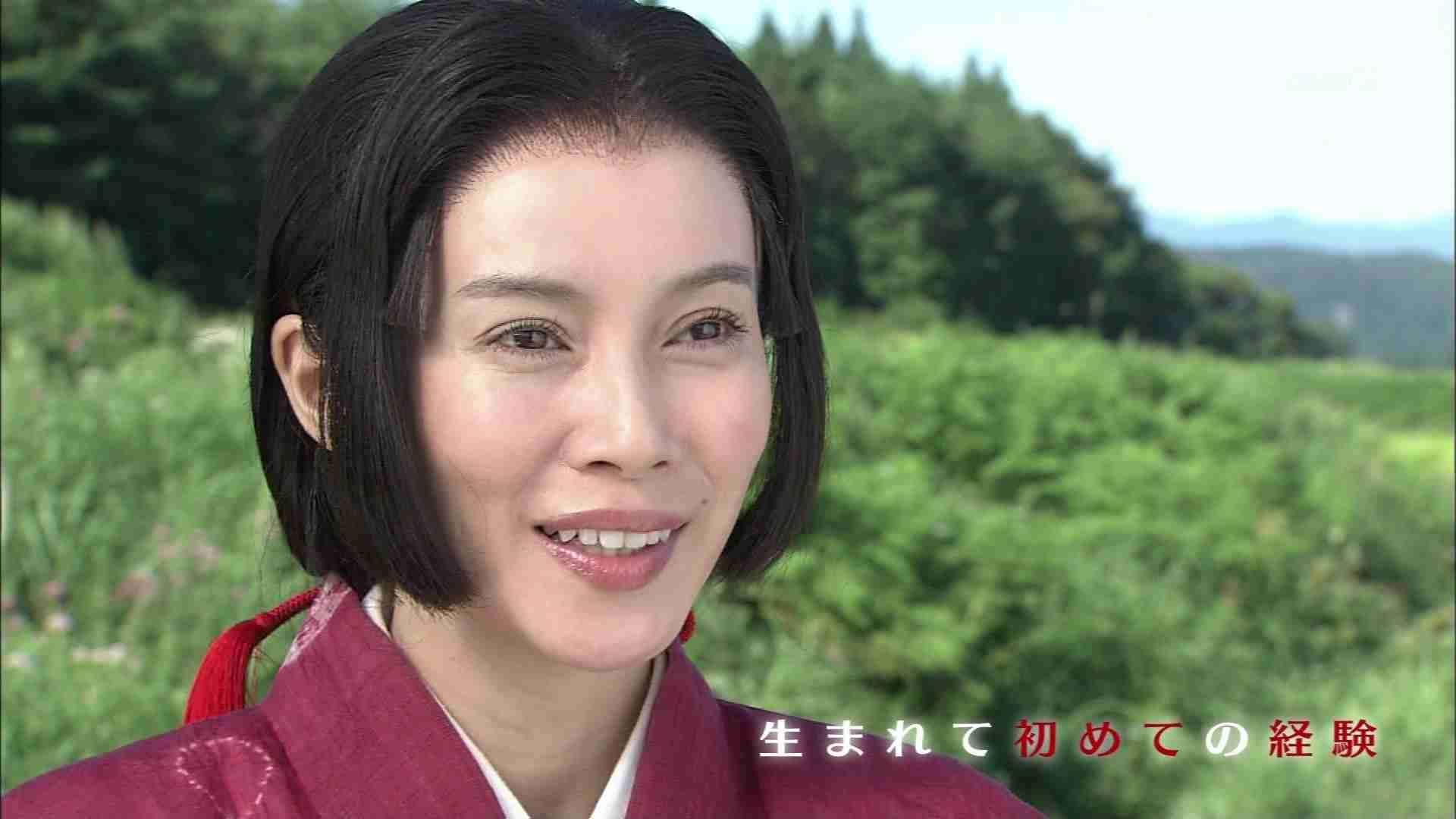 中谷美紀 渡部篤郎との交際質問にただ笑顔