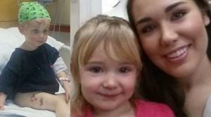 【アメリカ】ピット・ブルが2歳の女児を襲い、母親が犬の耳を食いちぎって娘の命を守る