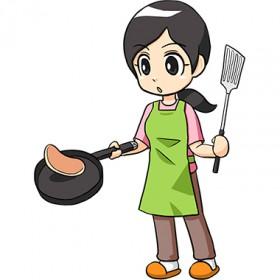 食事を短時間で作るコツ
