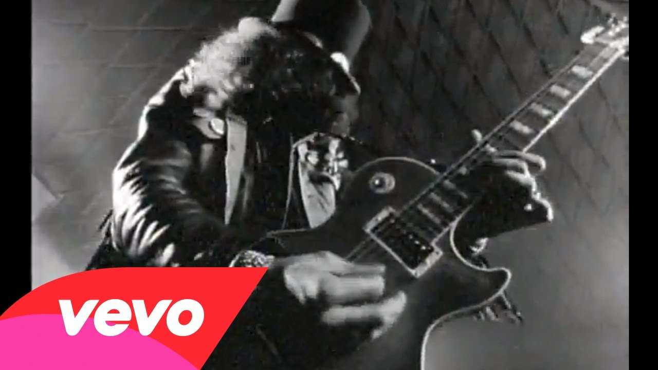Guns N' Roses - Sweet Child O' Mine - YouTube