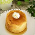 スフレパンケーキ by yukiじるし [クックパッド] 簡単おいしいみんなのレシピが199万品
