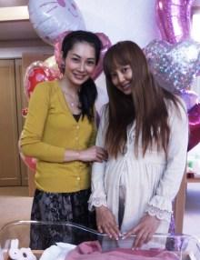 伊東美咲第2子妊娠、現在6カ月「育児中心に、お仕事も前向きに取り組んでまいります」