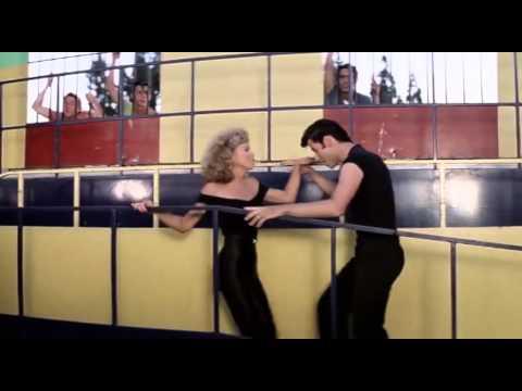 オリビア・ニュートン・ジョン グリース Olivia Newton-John Grease - YouTube