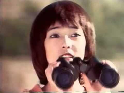 資生堂 クリスタルデュウ CM(1977年) マイピュアレディ 小林麻美 - YouTube
