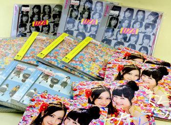 AKB48のCDを他人のクレジットカードで大量購入した大学生4人書類送検「いっぱい握手したい」