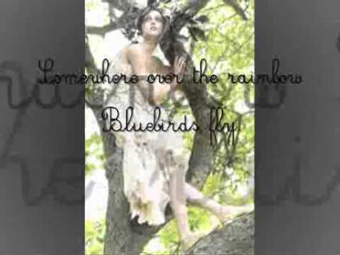 Norah Jones - Somewhere over the Rainbow - YouTube