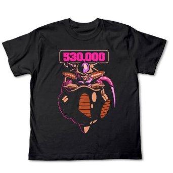 """<ドラゴンボール>""""ブチ切れ""""フリーザ様がTシャツに 「ぜったいにゆるさんぞ虫ケラども!」"""