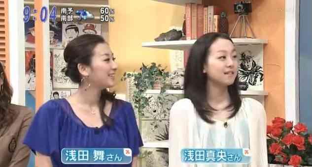 浅田舞 私生活が見える大胆発言「下着を見られる前に脱げばいい」
